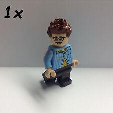 (Nr. 0180) LEGO® Minifigur Ghostbusters™ Louis Tully NEU #gb008