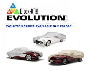 COVERCRAFT Evolution® all-weather CAR COVER 2011-2012 Porsche Boxster SPYDER