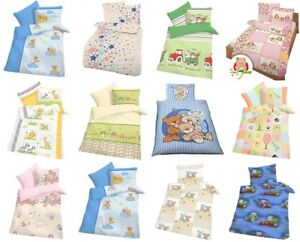 Biber Baby Bettwäsche Winter Warm Weich Kinder 40x60 Cm 100x135 Cm