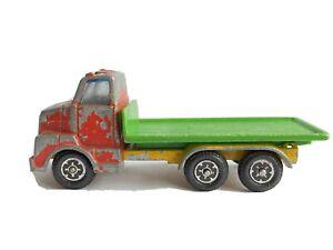 Lone Star Impy camión camión de cama plana hecha en Inglaterra (P336)