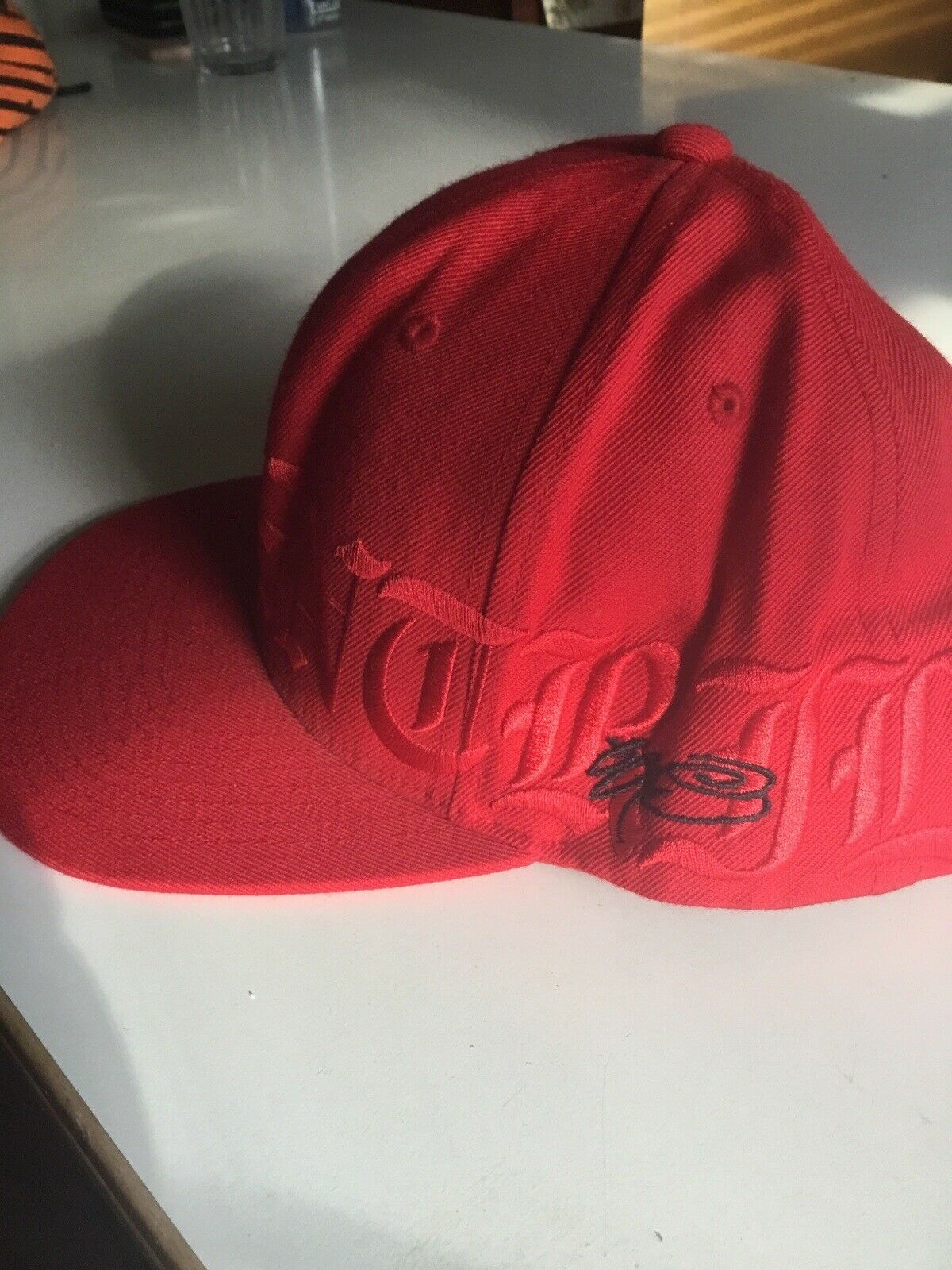 Been Trill x SSUR snapback RED - image 3