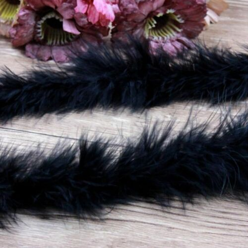 Dress Up Fuffy Feather Boa Fluffy Craft Home Decor For Wedding Party Decro
