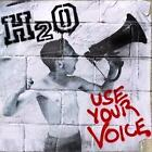 Use Your Voice (Ltd.Blue Vinyl) von H2O (2015)