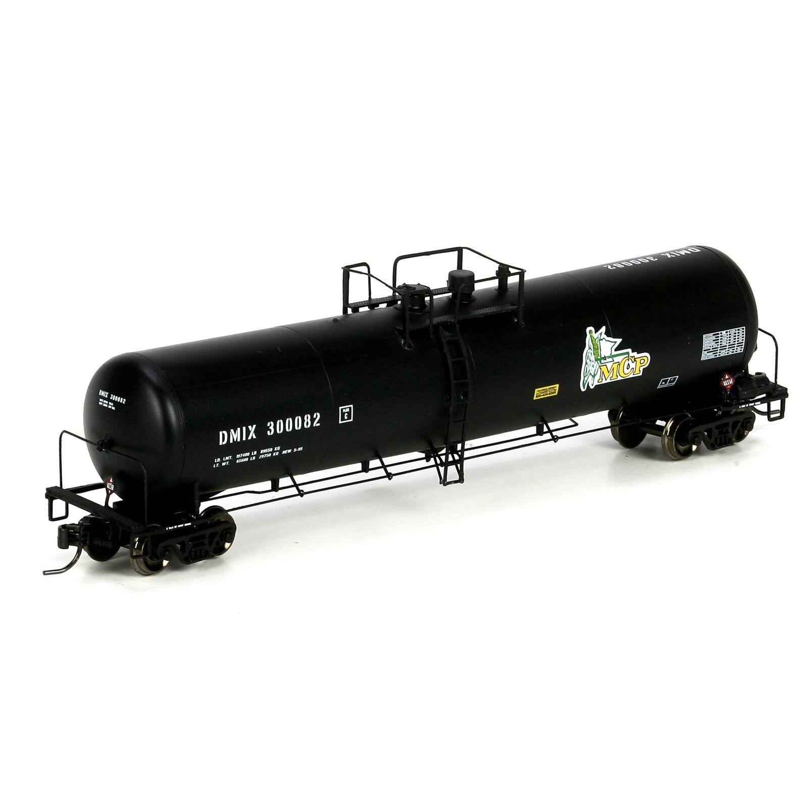 Athearn 1 160 n 30,000 galones tanque de etanol MCP coches 3-Pack Artículo Nº 24359 Nuevo En Caja