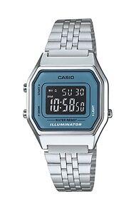 Casio-Vintage-Watch-LA680WA-2B-Silver-w-Blue-Steel-Classic-Women-COD-PayPal