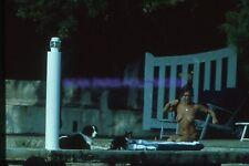 SEXY BRIGITTE BARDOT 80s DIAPOSITIVE DE PRESSE VINTAGE SLIDE PAPARRAZI  #9