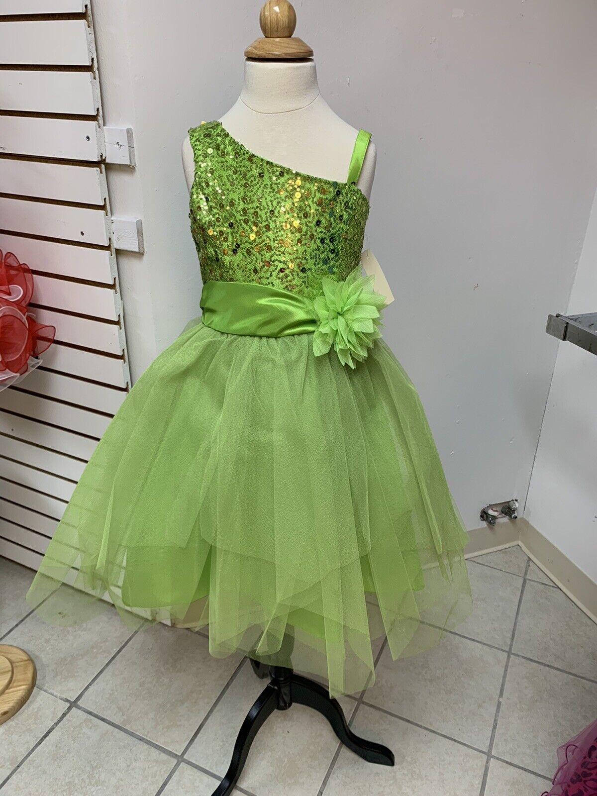 8 Easter Pageant Crowning Flowergirl Special Occasion Formal Dance Dress NWT