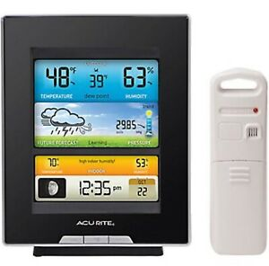 AcuRite My Backyard Weather Station Forecaster with Color ...