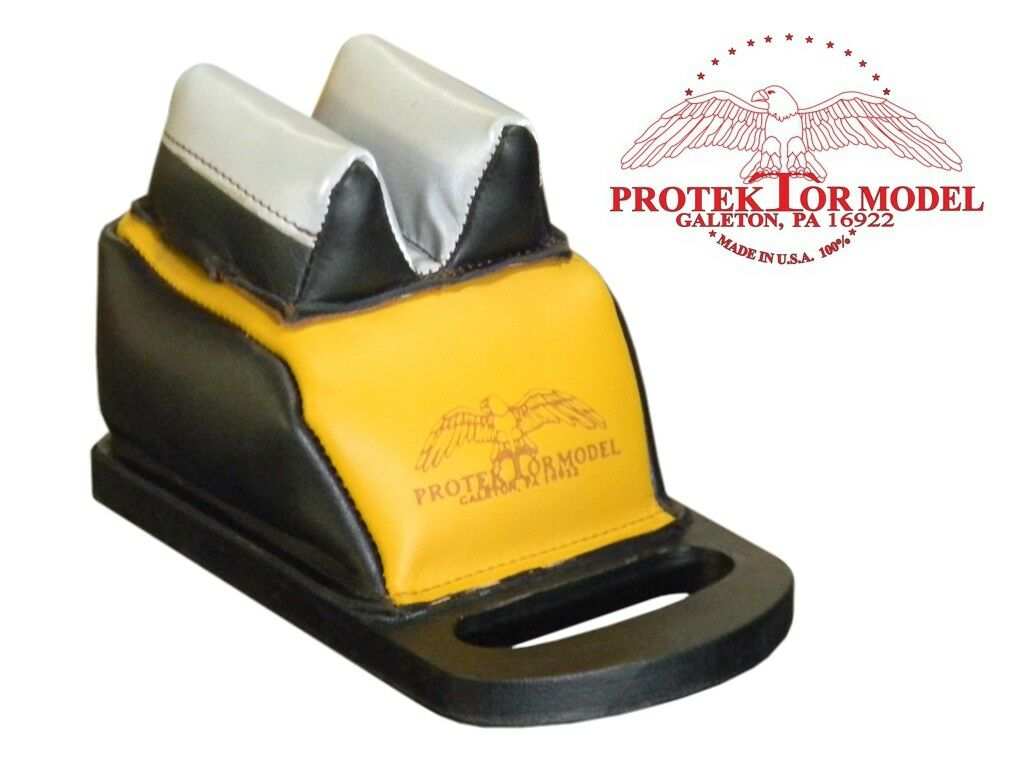 ProjoEKTOR Soporte Inferior 3 8  de lujo MODEL-BTWN mediados De Oreja Plata Mango Trasero Bolsa De Arena Pesada