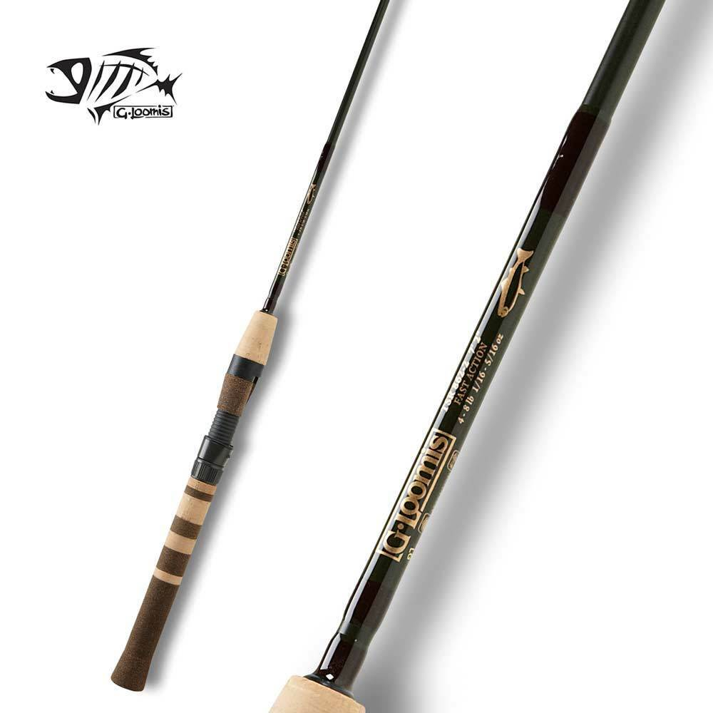 G Loomis Trout Series Spinning Rod TSR862-2 7'2  Light 2pc