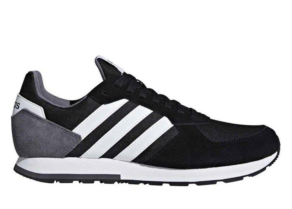 Adidas 8 K B44650 negro zapatos hombres zapatillas Sportive