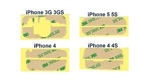STICKERS-Adhesif-ECRAN-3M-HAUT-BAS-pour-Vitre-Ecran-LCD-iPhone-3G-3GS-4-4S