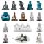Buddha-Buddhism-Ornament-Statue-Meditation-Zen-Spiritual-Relaxation-Decoration thumbnail 1