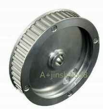 Vertical Knee Milling Machine Parts 155mm Gear Belt Pulley For Bridgeport Mill