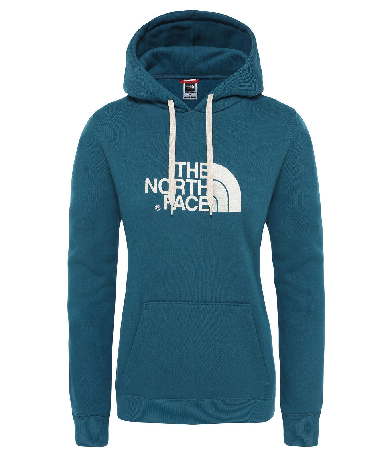 The North Face Womens Drew Peak Hoodie - Casual Warm Pul r Hoody