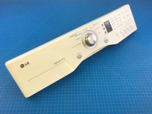 Genuine LG Dryer Control Panel Assembly AGL32400822 EBR33477205