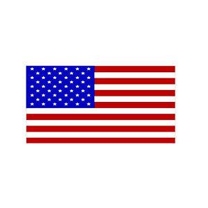 "Pipefitter US Flag Hard Hat//Helmet Stickers 1/"" x 2/"" H145 3"