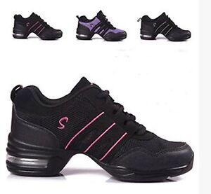 EU35-41 Hot sell Women Sneakers Comfy Modern Jazz Hip Hop Dance Shoes