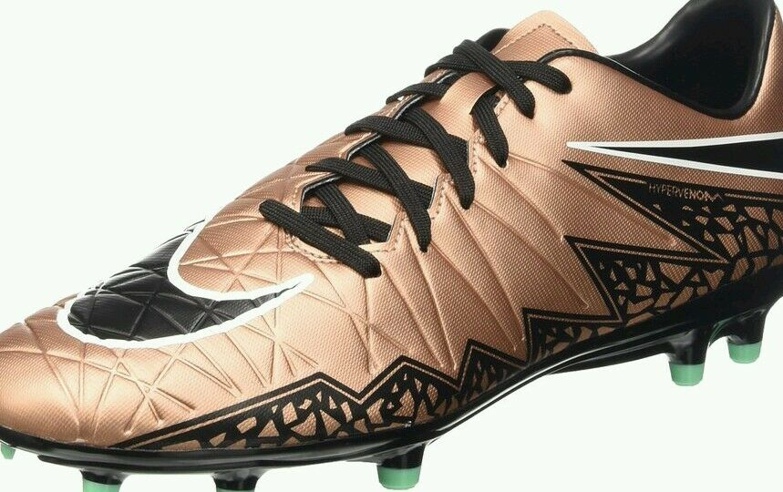 57fdab228daa Authentic Nike Hypervenom Hypervenom Hypervenom Phelon FG Soccer Cleat  749896-903 Men`s Size