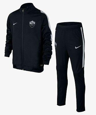 preferibile scoppio O più tardi  Nike ROMA RIVOLUZIONE Lavorato a Maglia Bambini Tuta Da Ginnastica  Riscaldamento #688066-013 | eBay