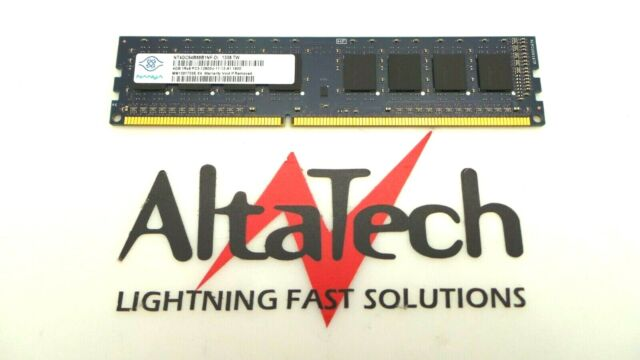 Nanya NT4GC64B88B1NF-DI 4GB PC3-12800U DDR3-1600 1RX8 N-ECC RAM Memory - Tested