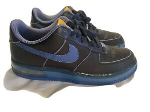 Details about Nike Air Force 1 Supreme Max Air 07 London Edition Size 14 Obsidian 316666-441