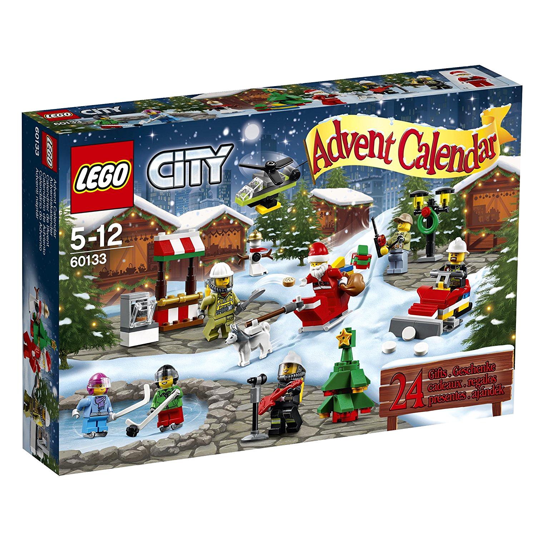 Lego City Avent Calendrier 2017 60133-Cadeaux de Noël