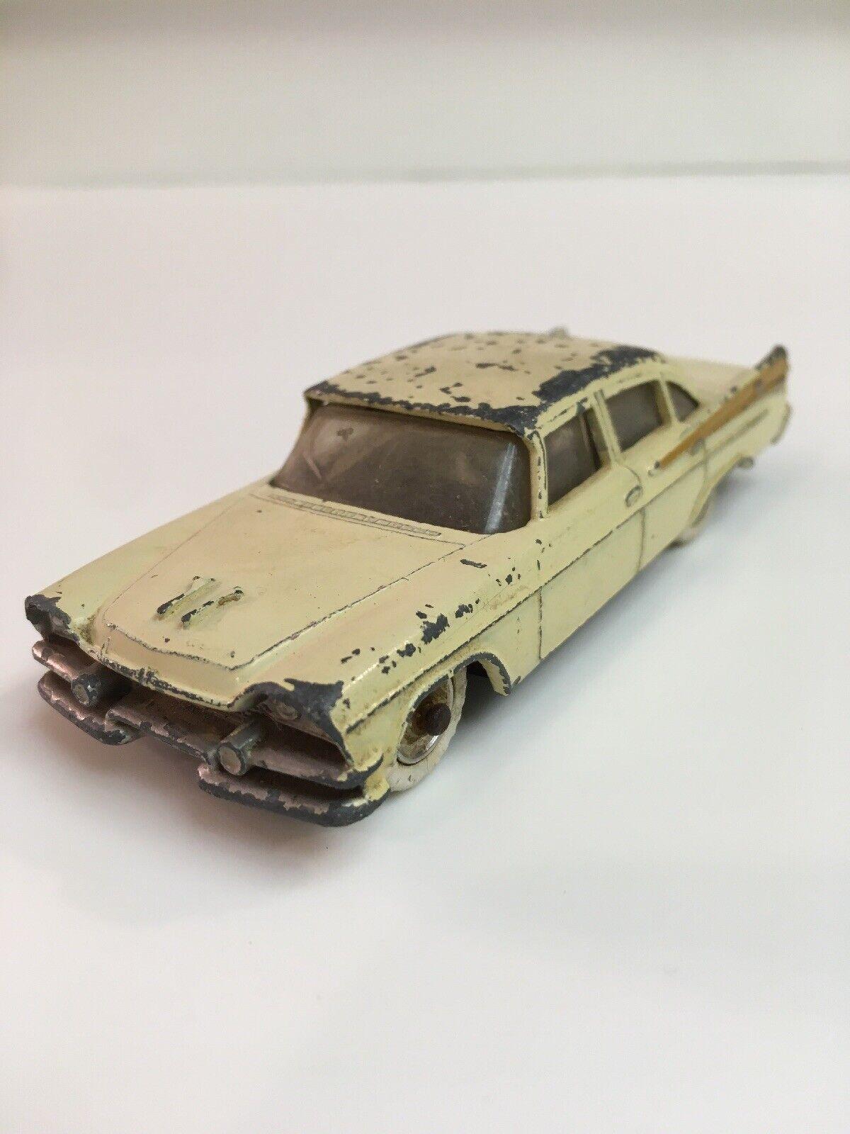 Dinky Toys Meccano  Dodge Royal Sedan  No.191G 1959 Cream Made in United Kingdom  profitez d'une réduction de 30 à 50%