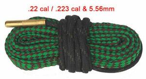 Gun Bore Cleaning Rope Snake (.22cal, .223cal, 5.56mm)