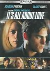 It's All About Love 0025192415128 With Sean Penn DVD Region 1