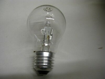 10 x Kosnic 28W ES E27 Clear Halogen Saver GLS Capsule Light Bulb Lamp Job Lot
