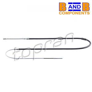 VW-GOLF-MK1-CABRIOLET-SCIROCCO-MK1-HAND-BRAKE-CABLE-C881