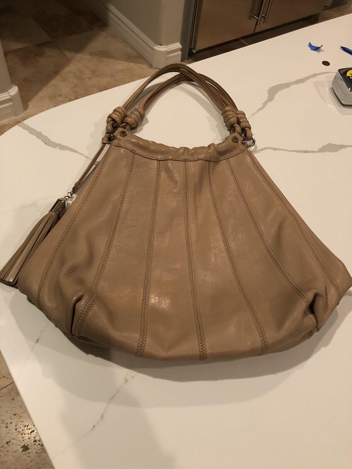 Stuart Weitzman Leather Purse Handbag Gorgeous!!!