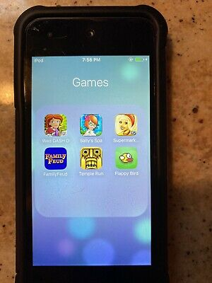 Flappy B1rd Apple iPod touch 5th Generation Black & Slate ...