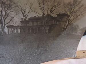Rare-1932-Bay-Ridge-OWLS-HEAD-Bliss-Mansion-Brooklyn-NYC-Reprint-Photo-8x10