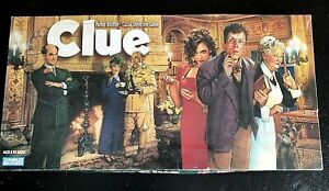 Vintage-Hasbro-Clue-Board-Game-1996-Complete