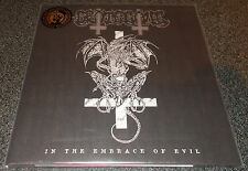 GROTESQUE-IN THE EMBRACE OF EVIL-2015 LP PIC DISC VINYL-LTD 300-AT THE GATES-NEW