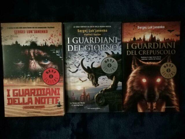 I guardiani della notte. La trilogia - Sergej Lukjanenko