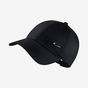 Nike Cap Metal Swoosh, verstellbar in schwarz, one size 943092-010    NEU!!!