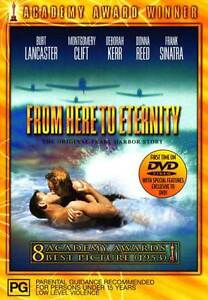 From-Here-To-Eternity-NEW-DVD-Frank-Sinatra-Donna-Reed-Burt-Lancaster-Region-4