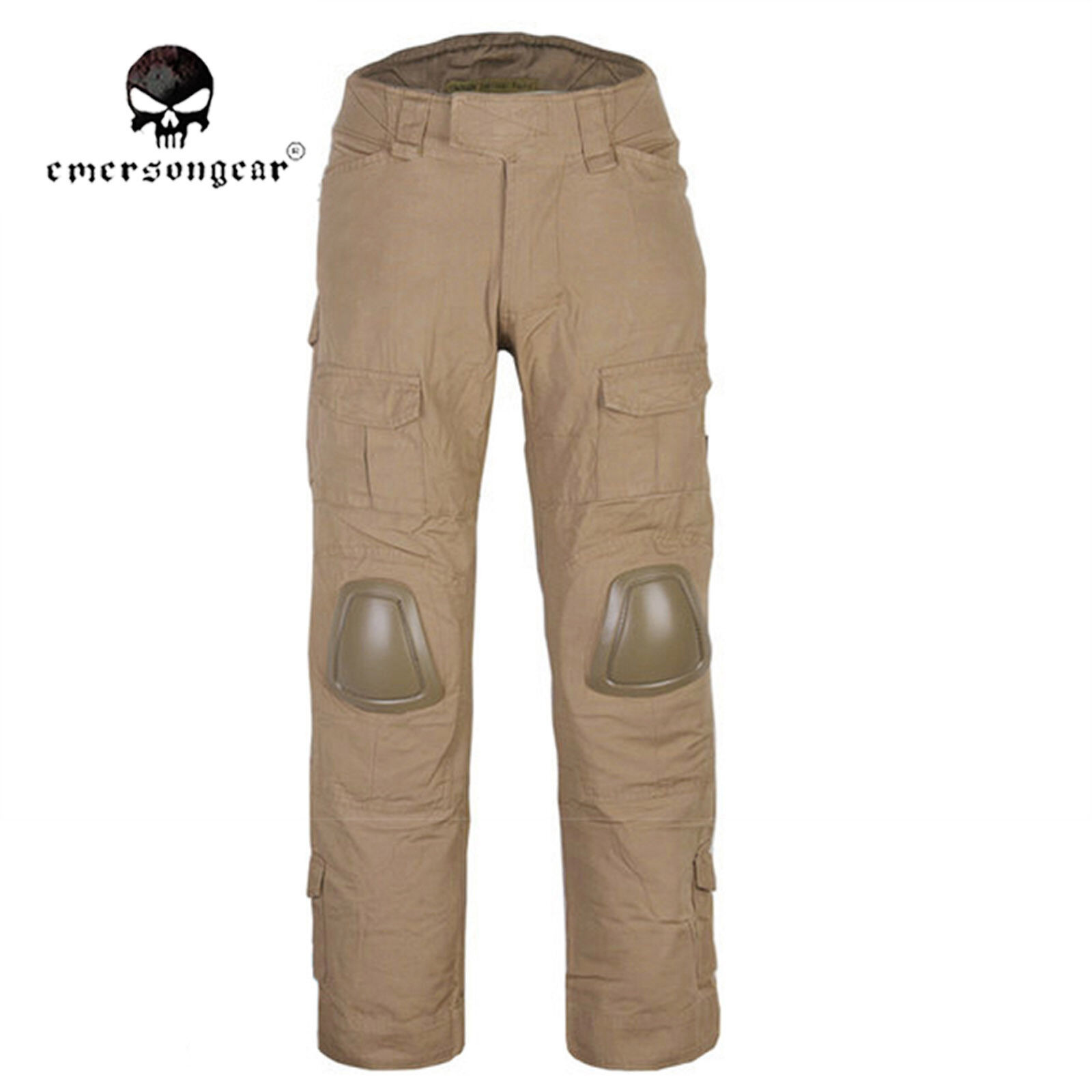 Hunting Combat bdu Pants Emerson Tactical Gen2 Pants with Knee  Pads Coyote Browm  no.1 online