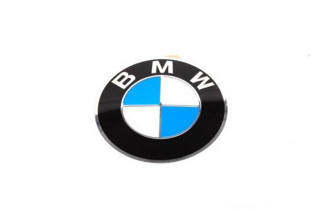 BMW 3 E36 Rueda Eje de Centro Insignia Emblema 64.5mm 36136767550 Original
