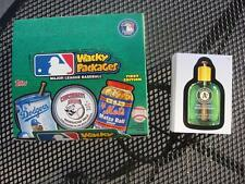 2016 TOPPS WACKY PACKAGES MAJOR LEAGUE BASEBALL COMPLETE SET 90 CARDS MLB