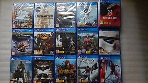 PlayStation-4-XBOX-ONE-JEUX-EN-VENTE-lego-star-wars-LA-FIFA-la-salete-Rally-amp-plus