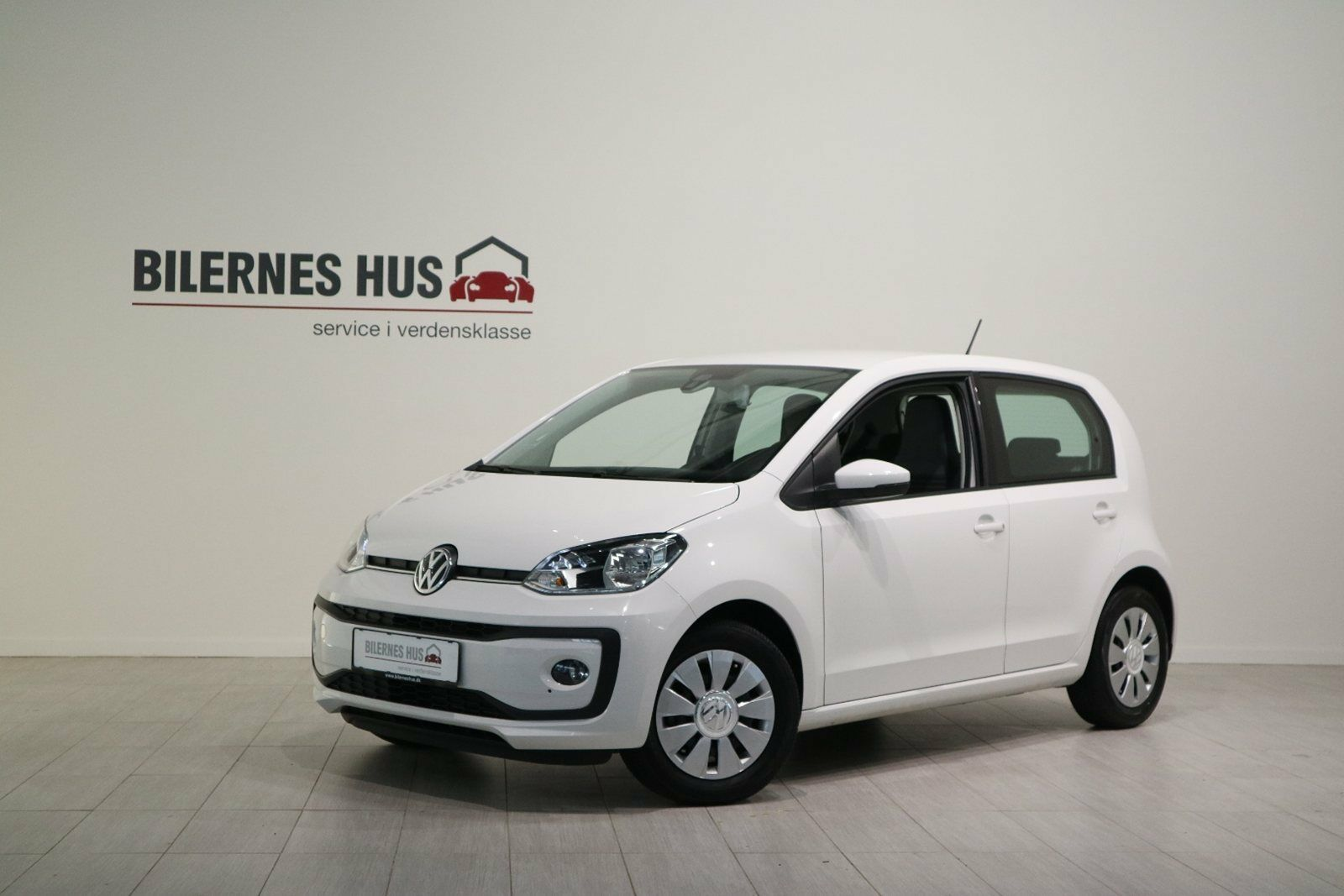 VW Up! 1,0 MPi 60 Move Up! BMT 5d - 100.880 kr.
