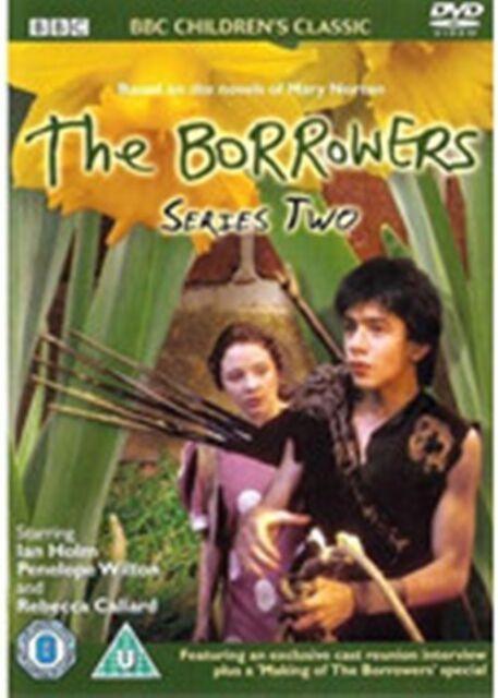 The Borrowers Series 2 Season Two Second New DVD Region 4