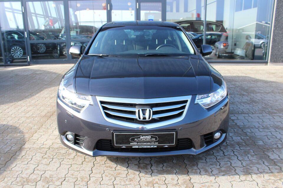 Honda Accord 2,2 i-DTEC Lifestyle aut. Diesel aut. modelår