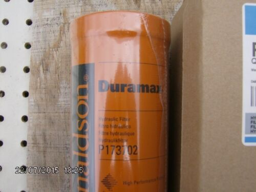 DONALDSON HYDRAULIC FILTER SPIN-ON DURAMAX P173702 cat1850337