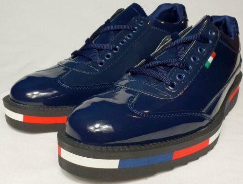 uomo stringate da verniciata gr in Nuovo Scarpe Sneaker Oxfords 40 Elegante pelle Scarpe 44 qtBUdUFEw