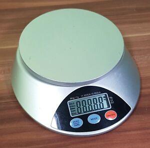 Digitale Briefwaage Modern Kaufland 5000g X 1g Kuchenwaage Ebay